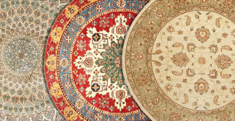 Tappeti rotondi grandi simple tappeto rotondo tappeti - Conforama tappeti ...